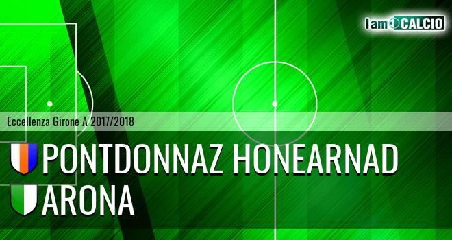 PontDonnaz HoneArnad - Arona
