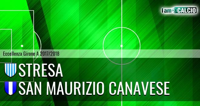 Stresa - San Maurizio Canavese