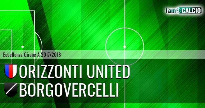 Orizzonti United - Borgovercelli