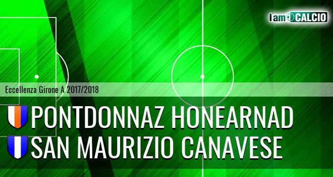PontDonnaz HoneArnad - San Maurizio Canavese