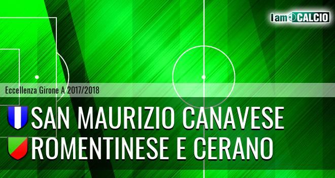 San Maurizio Canavese - Romentinese e Cerano