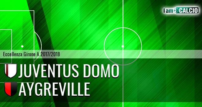 Juventus Domo - Aygreville