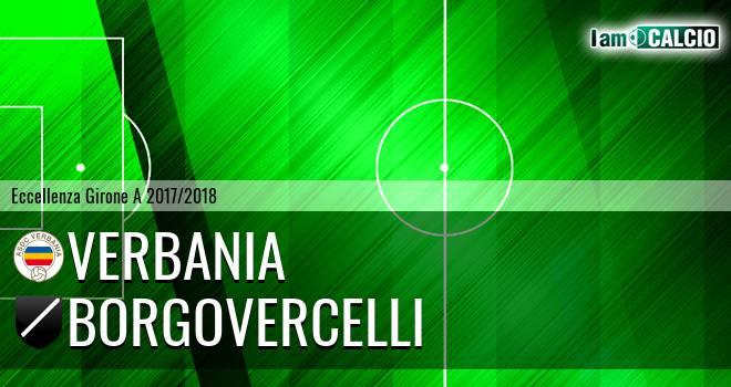 Verbania - Borgovercelli