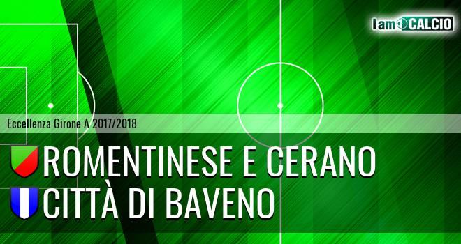 Romentinese e Cerano - Città di Baveno