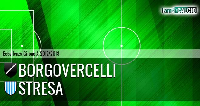 Borgovercelli - Stresa