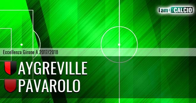 Aygreville - Pavarolo