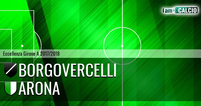 Borgovercelli - Arona