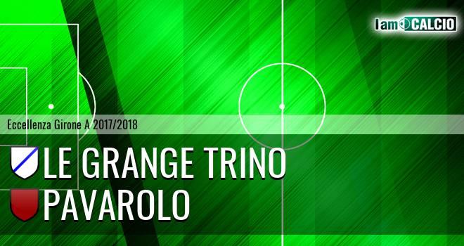 Le Grange Trino - Pavarolo