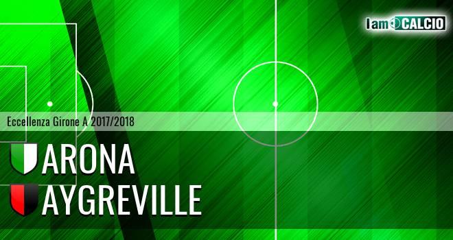 Arona - Aygreville 2-2. Cronaca Diretta 18/03/2018