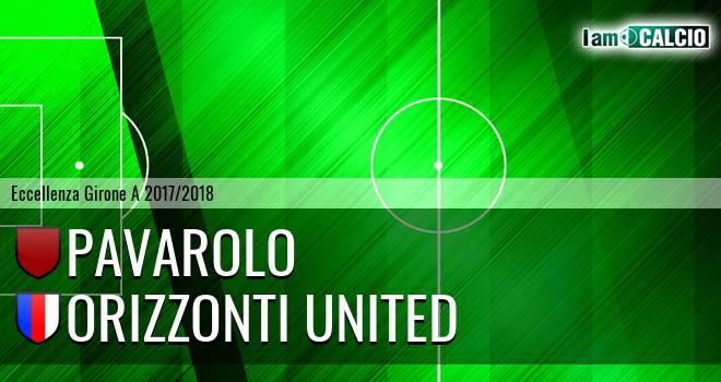 Pavarolo - Orizzonti United