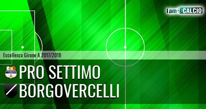 Pro Settimo - Borgovercelli