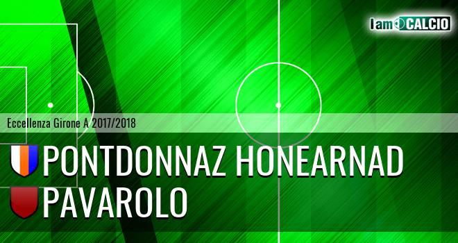 PontDonnaz HoneArnad Evanco - Pavarolo