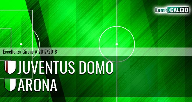 Juventus Domo - Arona