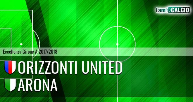 Orizzonti United - Arona