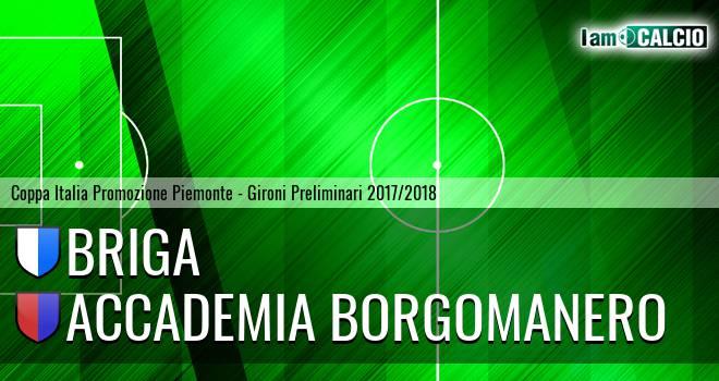 Briga - Accademia Borgomanero