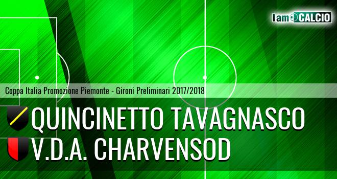 Quincinetto Tavagnasco - V.D.A. Charvensod