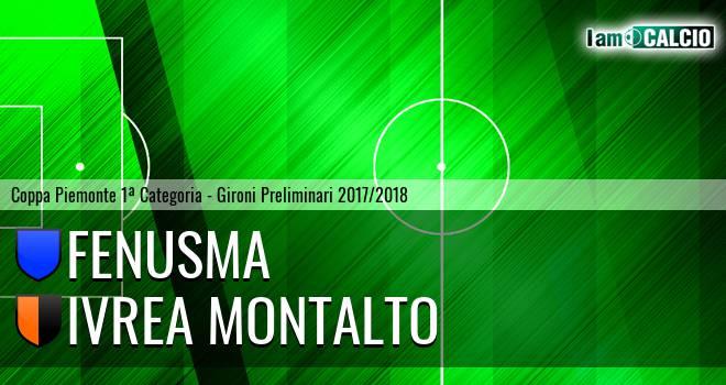 Fenusma - Ivrea Montalto