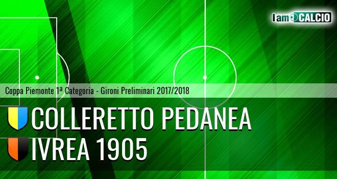 Colleretto Pedanea - Ivrea 1905
