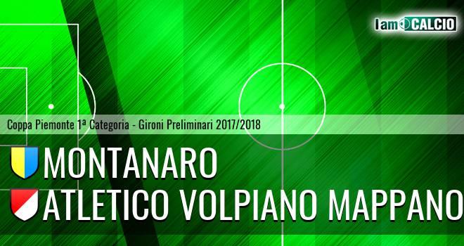 Montanaro - Atletico Volpiano Mappano