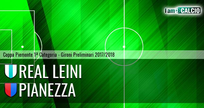 Real Leini - Pianezza