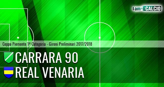Carrara 90 - Real Venaria