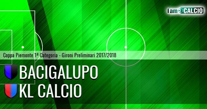 Bacigalupo - KL Calcio