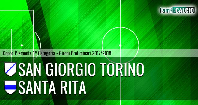 San Giorgio Torino - Santa Rita