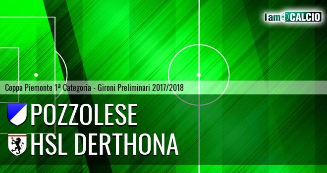 Pozzolese - HSL Derthona