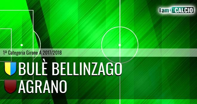 Bulè Bellinzago - Agrano