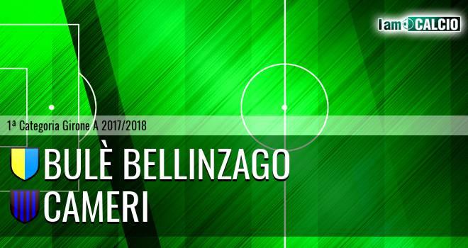 Bulè Bellinzago - Cameri
