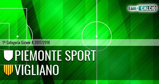 Piemonte Sport - Vigliano