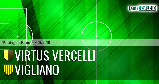 Virtus Vercelli - Vigliano