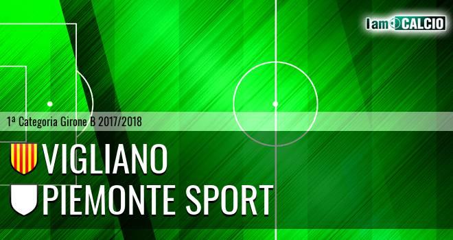 Vigliano - Piemonte Sport