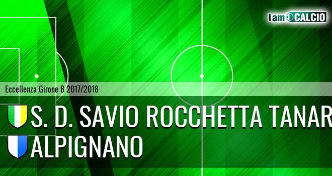 S. D. Savio Rocchetta Tanaro - Alpignano