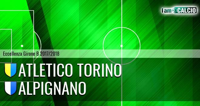 Atletico Torino - Alpignano