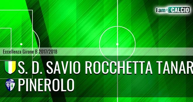 S. D. Savio Rocchetta Tanaro - Pinerolo