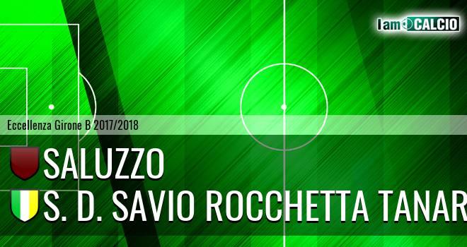 Saluzzo - S. D. Savio Rocchetta Tanaro