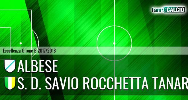 Albese - S. D. Savio Rocchetta Tanaro