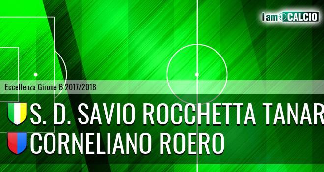 S. D. Savio Rocchetta Tanaro - Corneliano Roero