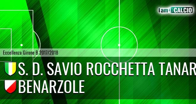 S. D. Savio Rocchetta Tanaro - Benarzole