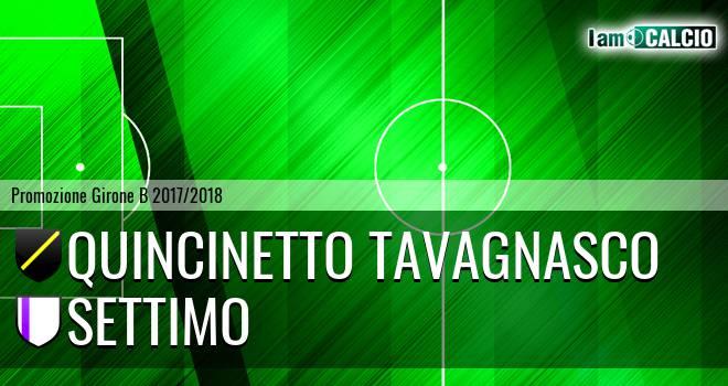 Quincinetto Tavagnasco - Settimo
