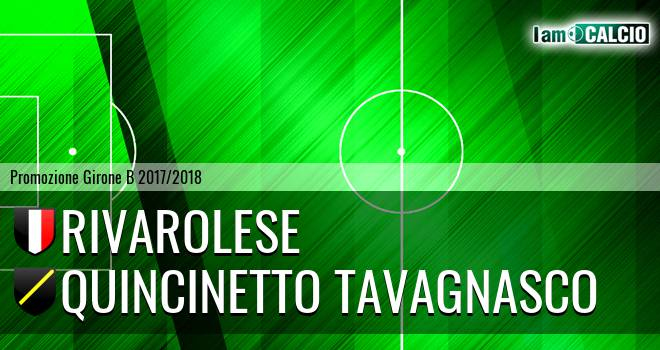 Rivarolese - Quincinetto Tavagnasco