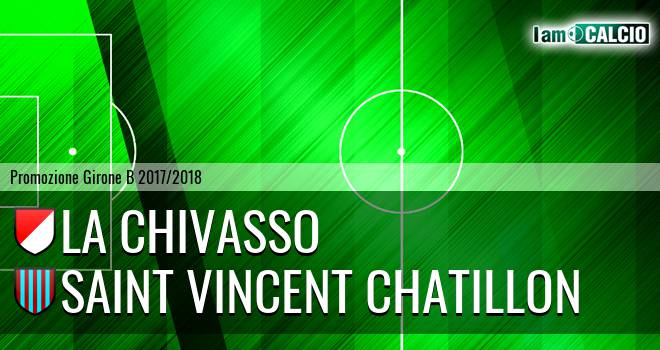 La Chivasso - Saint Vincent Chatillon