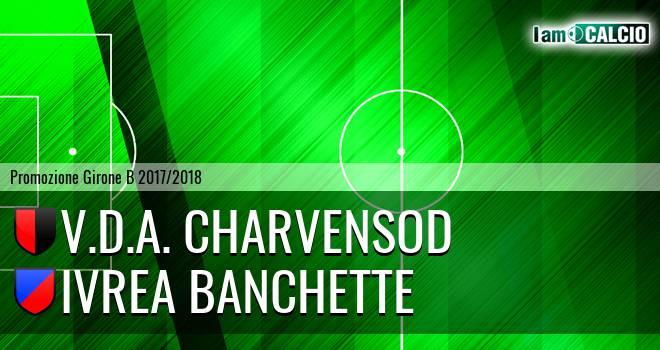 V.D.A. Charvensod - Ivrea Banchette