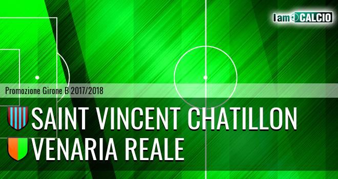 Saint Vincent Chatillon - Venaria Reale