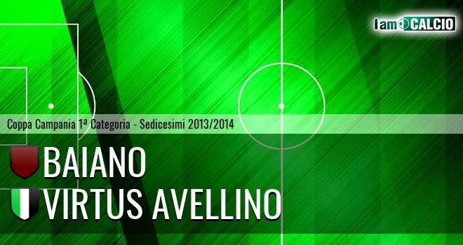 Baiano - Virtus Avellino