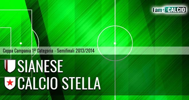 Sianese - Calcio Stella