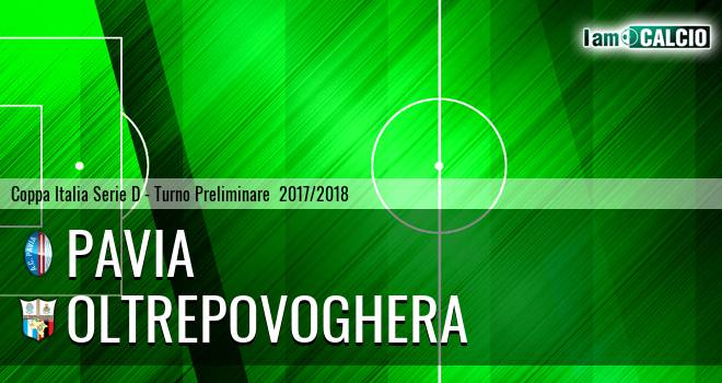 Pavia - OltrepoVoghera
