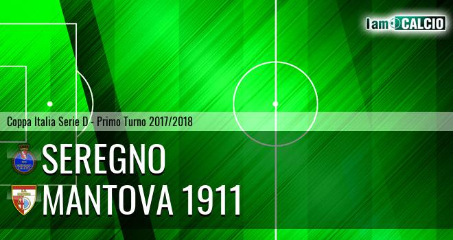 Seregno - Mantova 1911