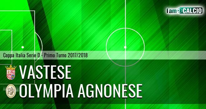 Vastese - Olympia Agnonese